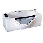 Акриловая ванна Loranto 168x90x50x68 правая