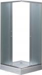 Душевой уголок Aquanet SE-800S 800x800, узорчатое стекло