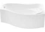 Акриловая ванна Aquanet Palma 170x90/60 R