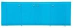 Экран для ванн МДФ цветной эмаль150-170см