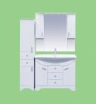 Сицилия - 105 цвет белый эмаль