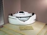 Акриловая ванна Loranto 150x150x50